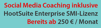 Social Media Coaching-Angebot