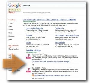 Google Social-Search