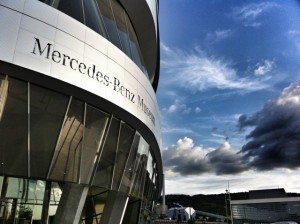 Social Media Night im Mercedes-Benz Museum
