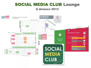 SocialMedia Institute auf der dmexco 2013